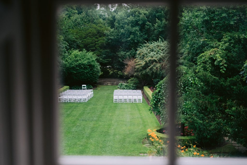 Relaxed McLean House Wedding