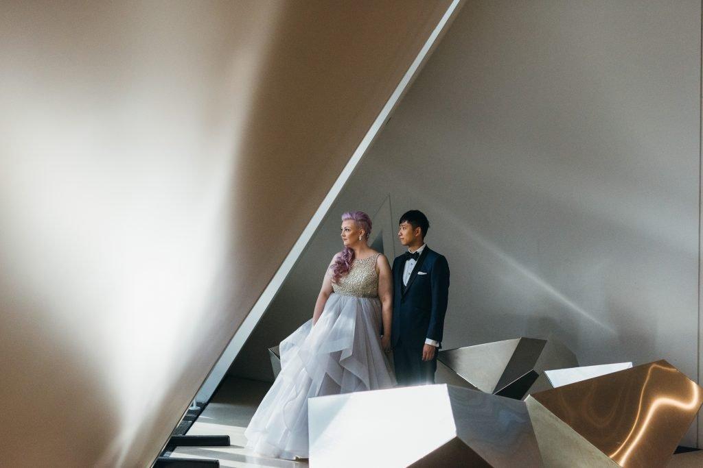 ROM wedding Toronto