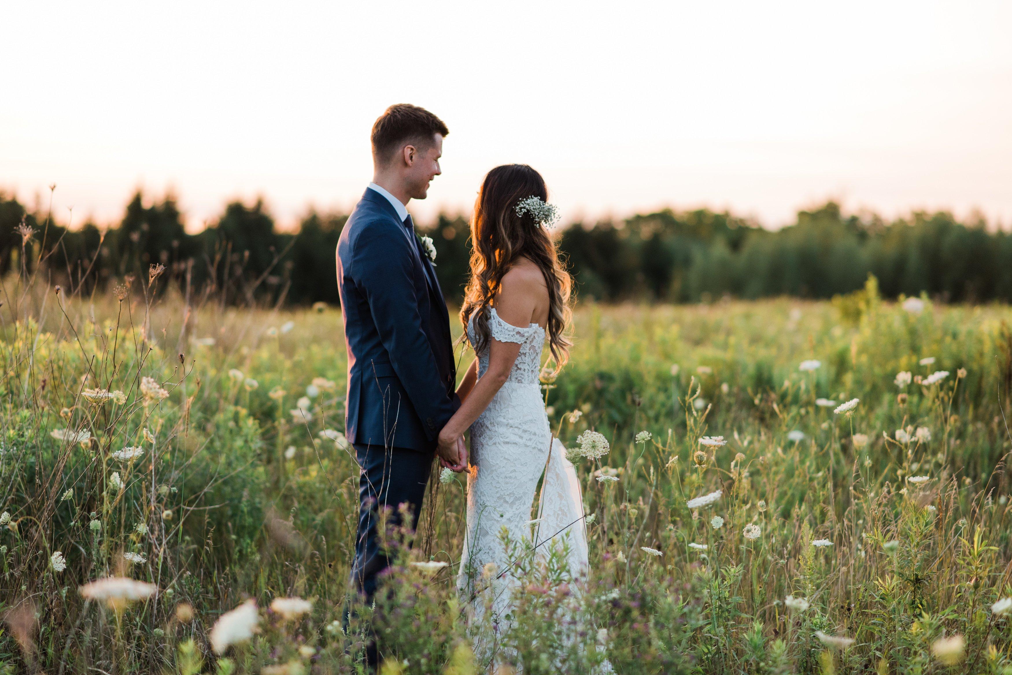 belcroft estates tent wedding