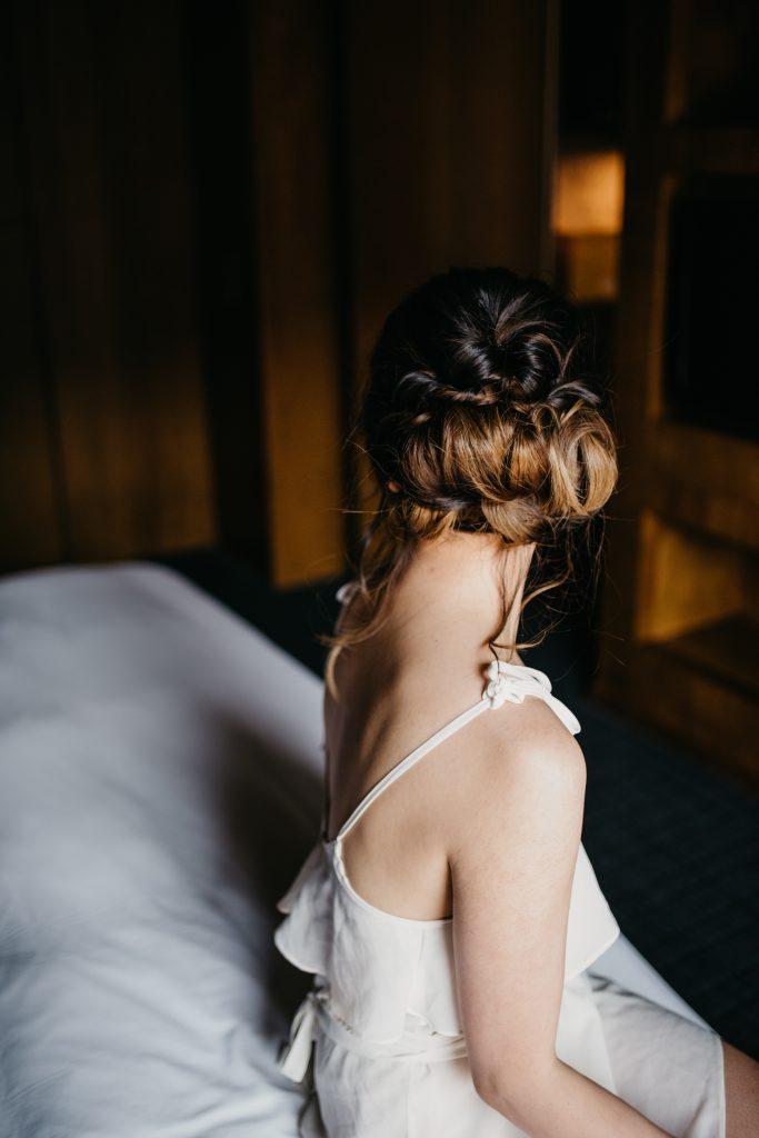 Modern Storys Building Wedding