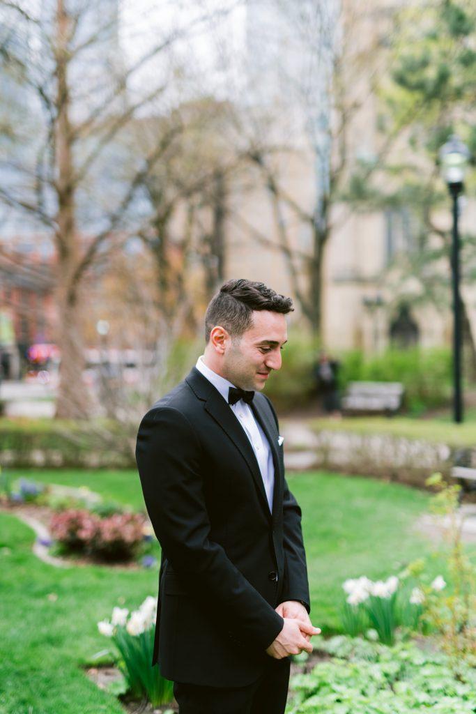 small wedding venues toronto
