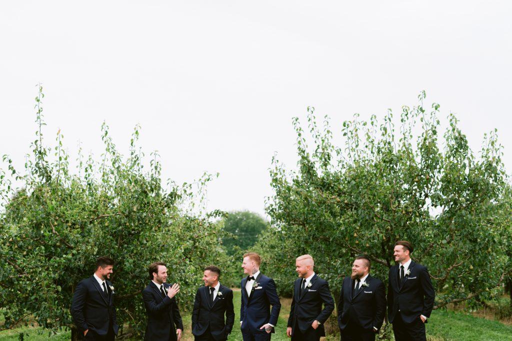 Honsberger Estate Wedding
