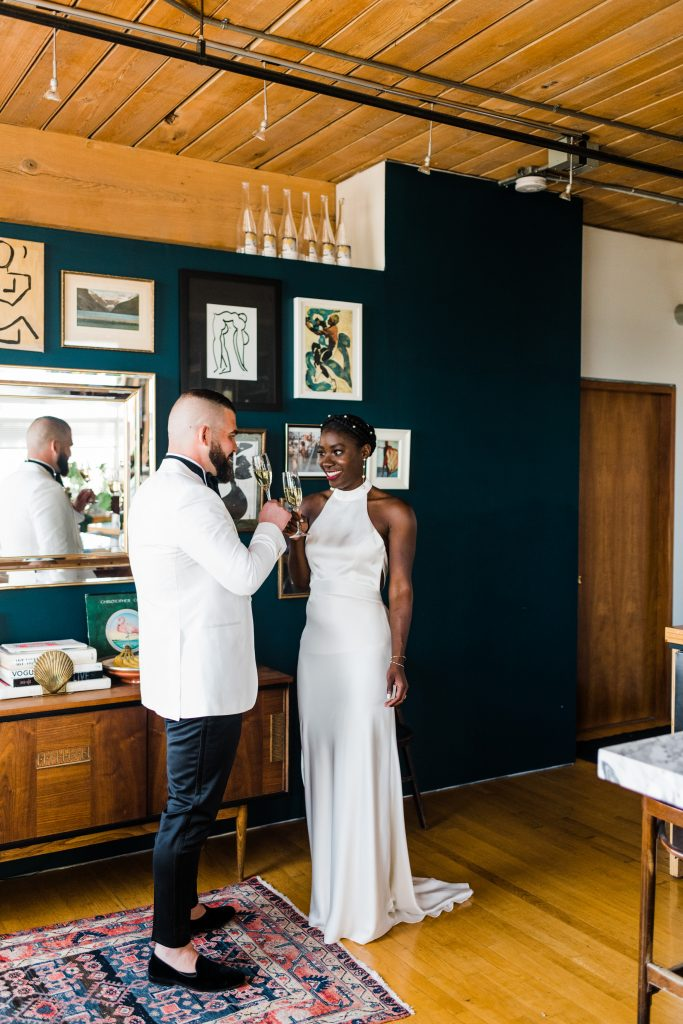 only one gallery wedding toronto